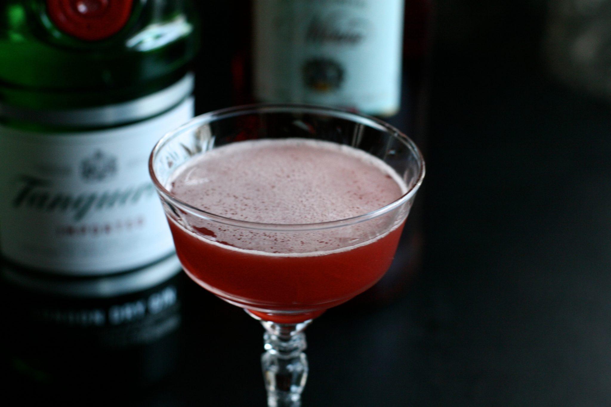Tea's Gone Cold Cocktail