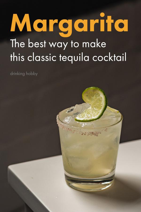 Share the Margarita Cocktail on Pinterest