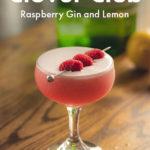 Clover Club Cocktail Recipe Pinterest
