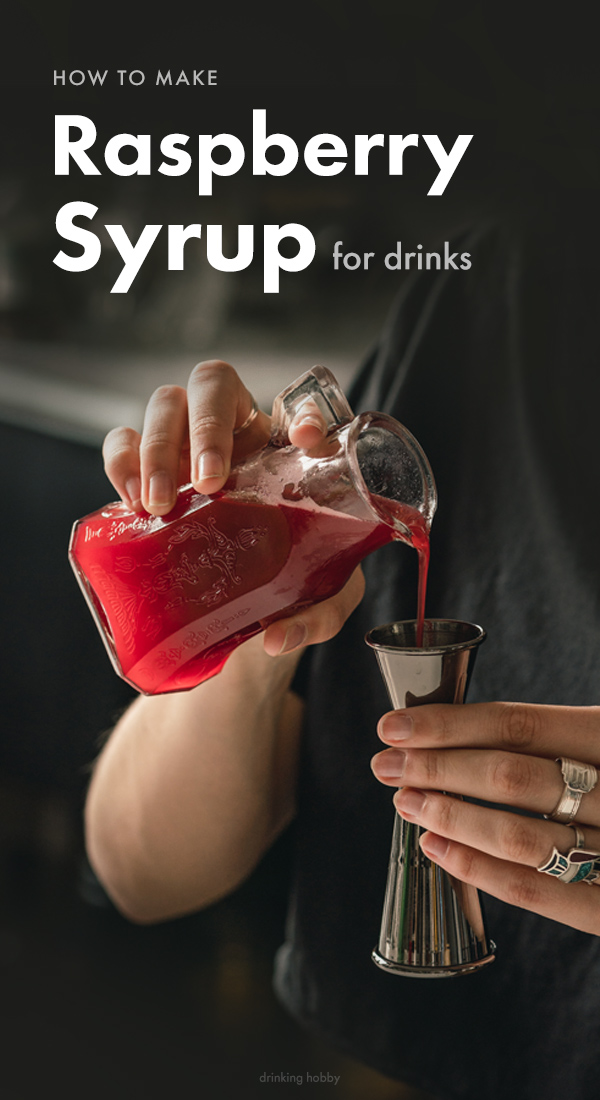 Pinterest Raspberry Syrup Recipe