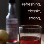 Sazerac Cocktail Pinterest