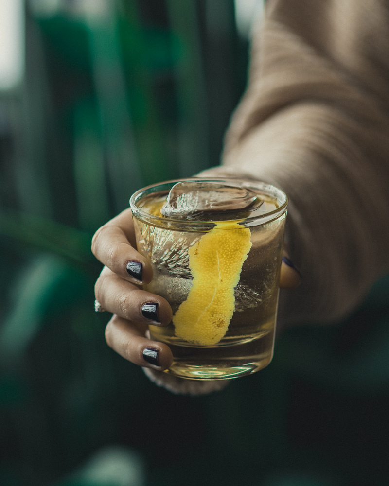What ingredients to use in the white negroni