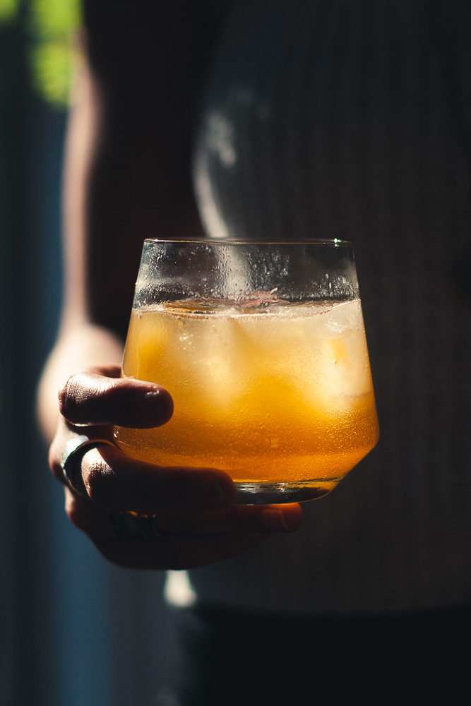 The Blind Faith Rum Cocktail
