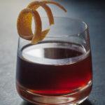 Road Dog Cynar Manhattan Cocktail