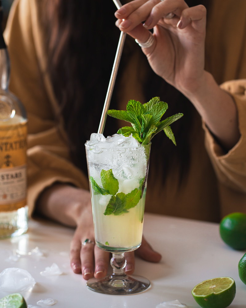 Ingredients, What Rum, And How