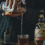 Pinterest Halloween Rum Cocktail