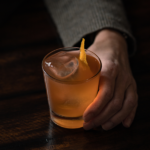 Pinterest Share Rum Old Fashioned