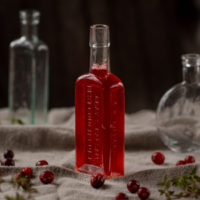 Home simple cranberry syrup recipe