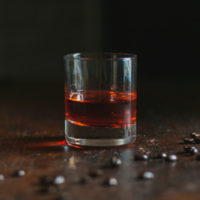 a preview of the recipe for a coffee negroni