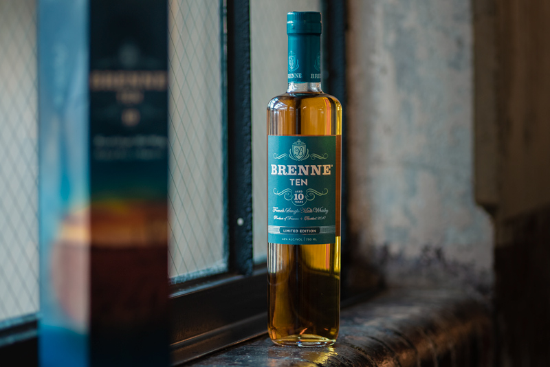 French Whisky Review Brenne 10