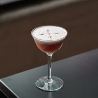 The Pink Lady Gin Cocktail Recipe