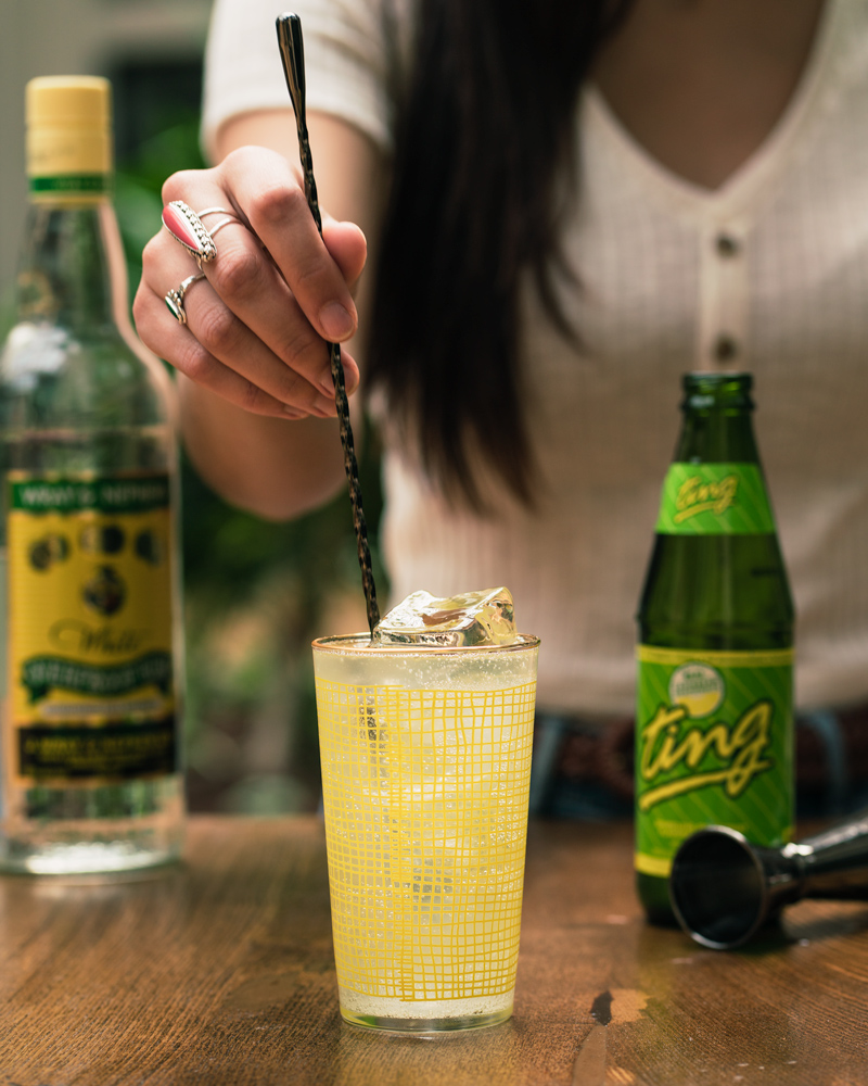 Gently Stirring the Wray & Ting