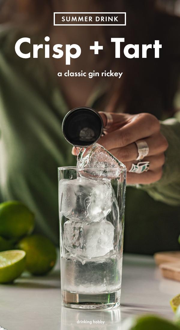 Gin Rickey Pinterest