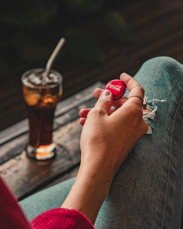 Coke Bottle Cap