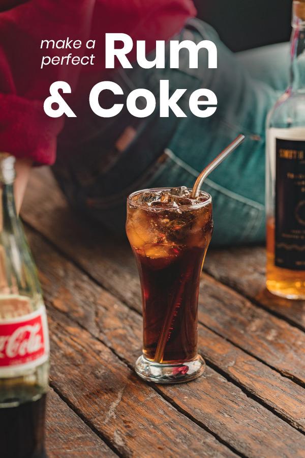 Rum and Coke Pinterest