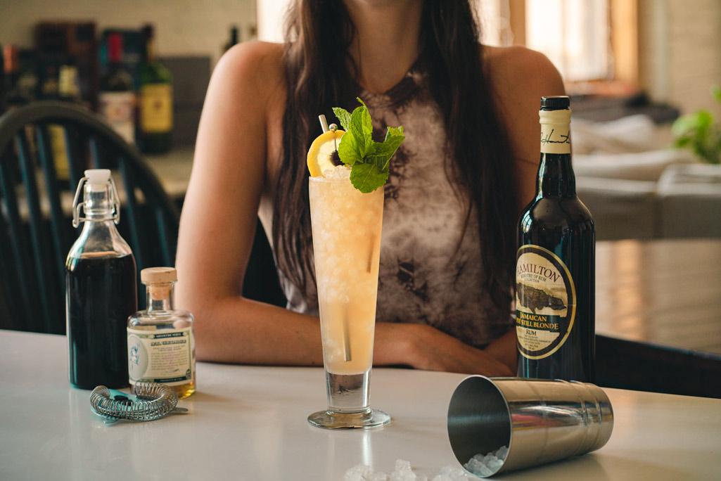 Dr Funk Cocktail