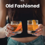 Pinterest Manhattan and old Fashioned