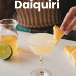 Pineapple Daiquiri Pinterest