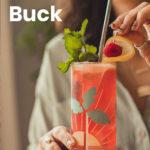 Bourbon Buck Pin
