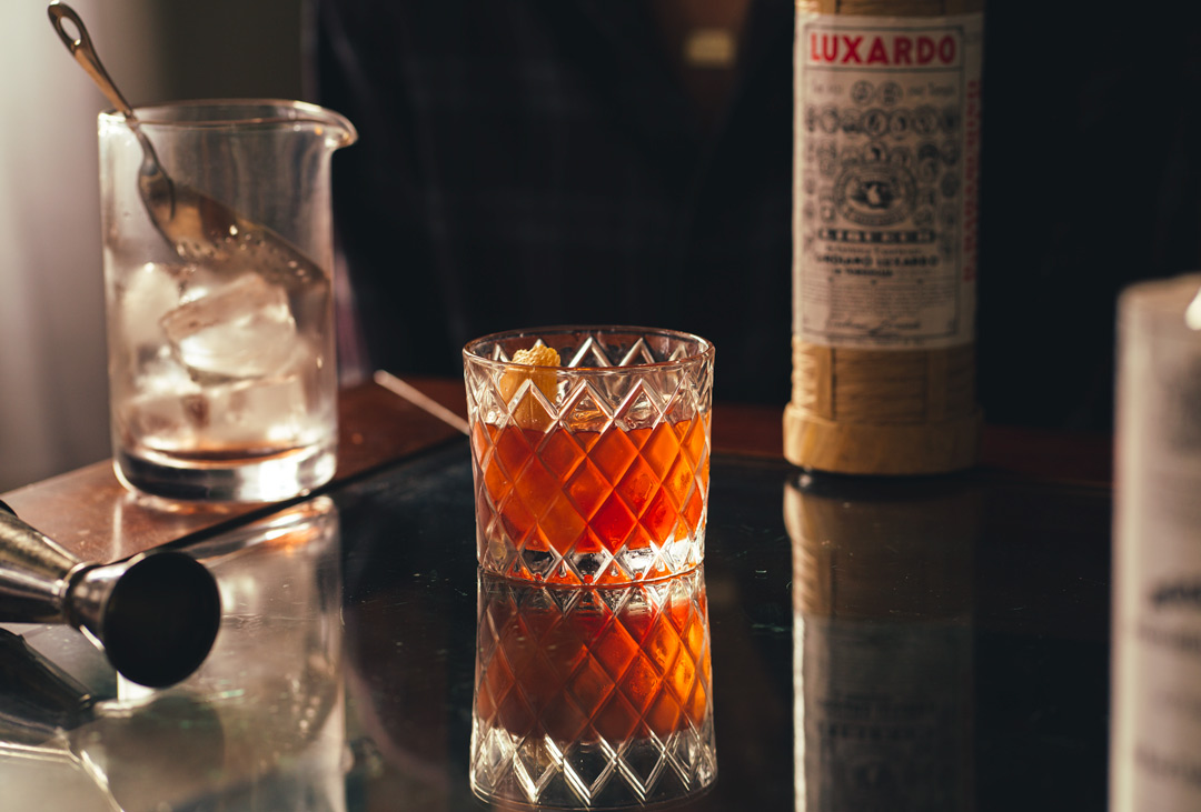 the improved whiskey cocktail